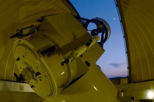 天体望遠鏡「あさひララ」